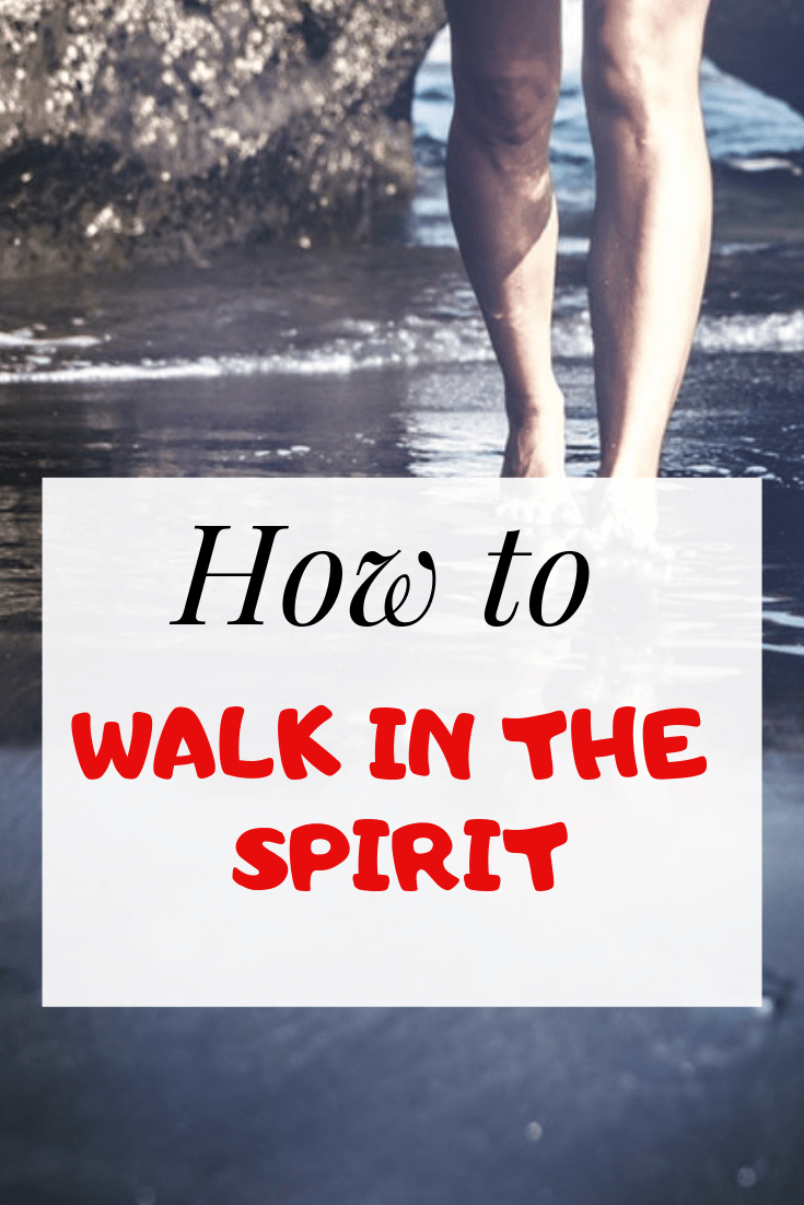 How to work in the spirit