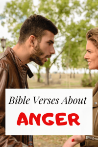 Bible verses about Anger: 10 Scriptures to control Anger