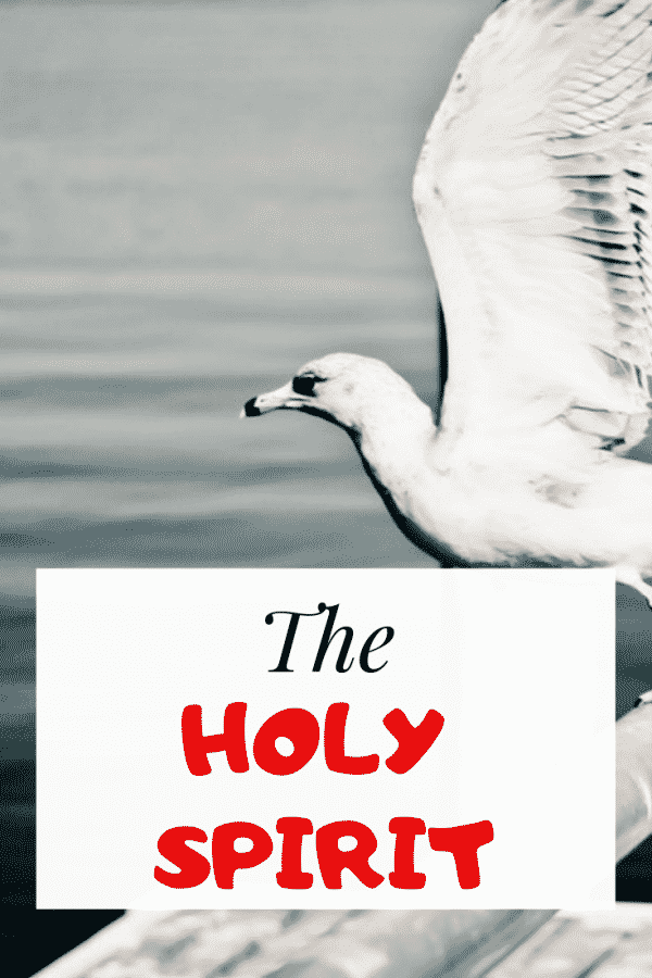 Bible Verses About Holy Spirit