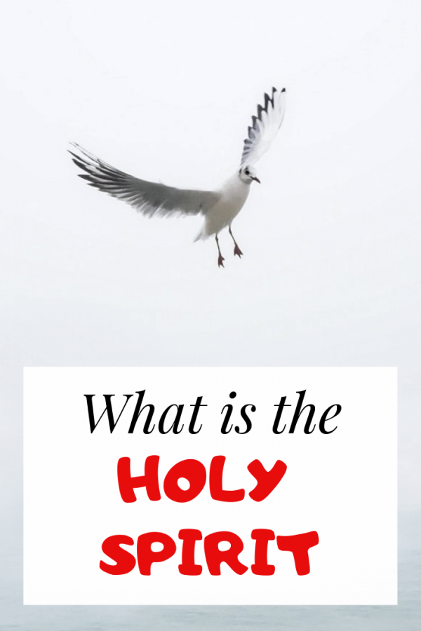 What is the holy spirit