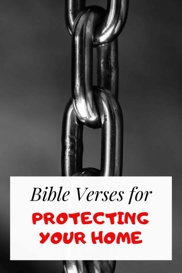 Bible verses about protecting your home