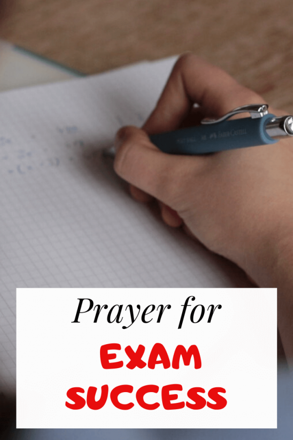 Powerful Prayer For Exams Success Results & Preparation