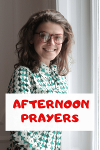 Powerful Short Afternoon Prayers with Bible verses