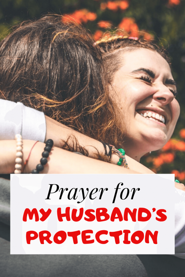 Prayer for my Husband's Protection from temptations