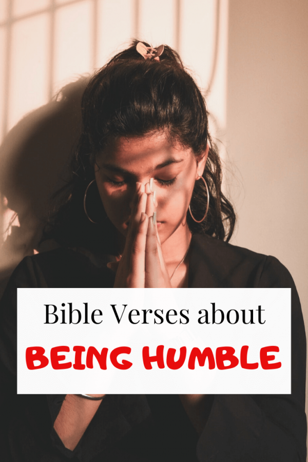 Scriptures on Being Humble