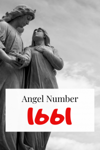 1661 Angel Number Spiritual Meaning (Love, relationship)