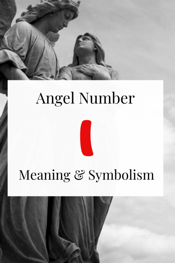 angel number 1 Spiritual meaning