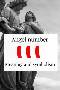 111 meaning: What does seeing angel number 111 mean?