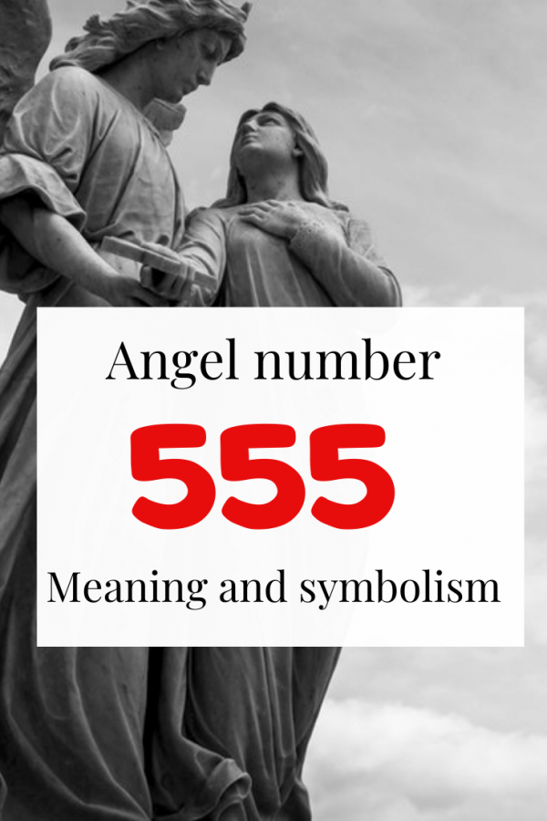 555 Meaning - What does Seeing Angel number 555 mean