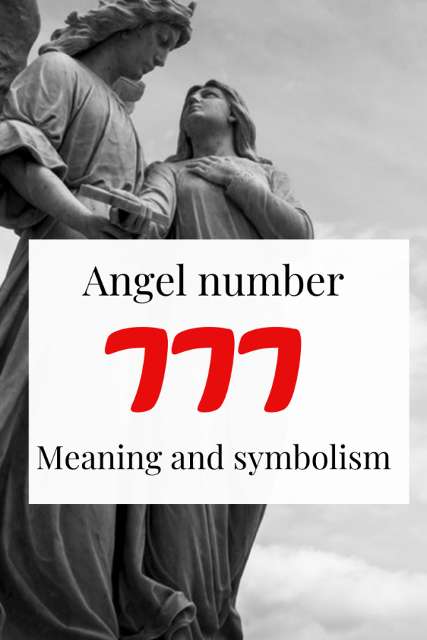 777 Meaning - What does Seeing Angel number 777 mean